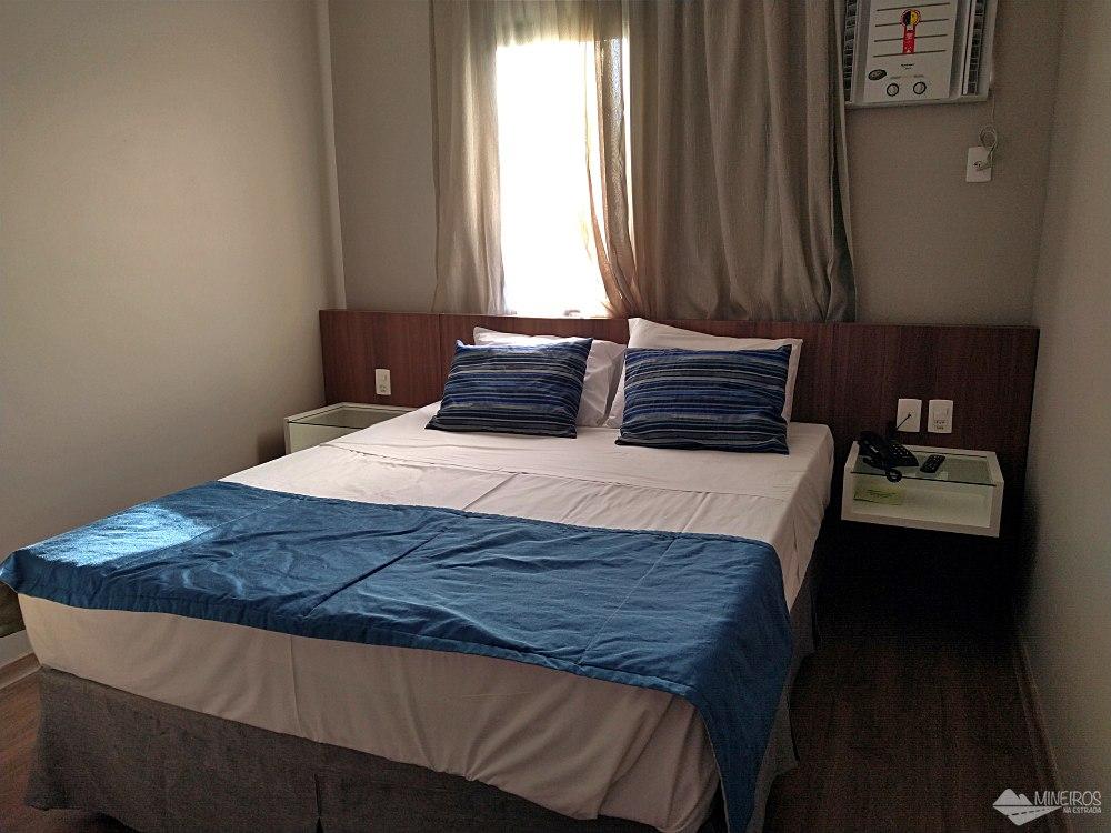 quarto do Class Hotel