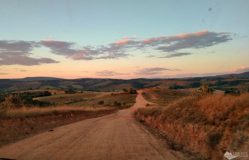 Estrada Real entre Cruzília e Carrancas