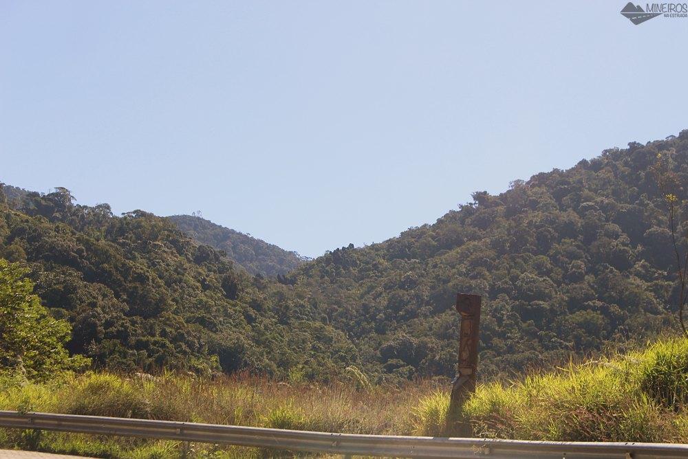 Marco da Estrada Real entre Paraty e Cunha