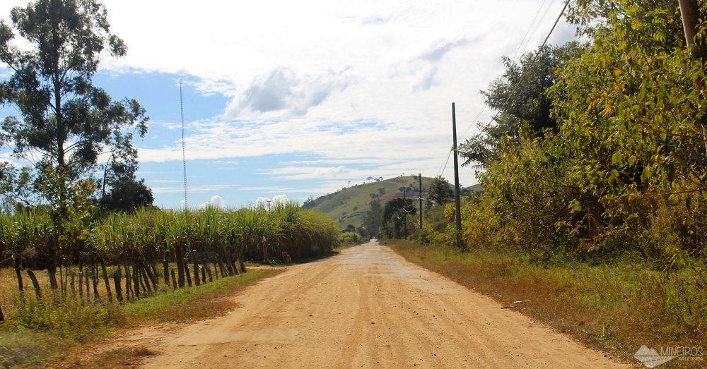 Estrada Real entre Passa Quatro e Itanhandu