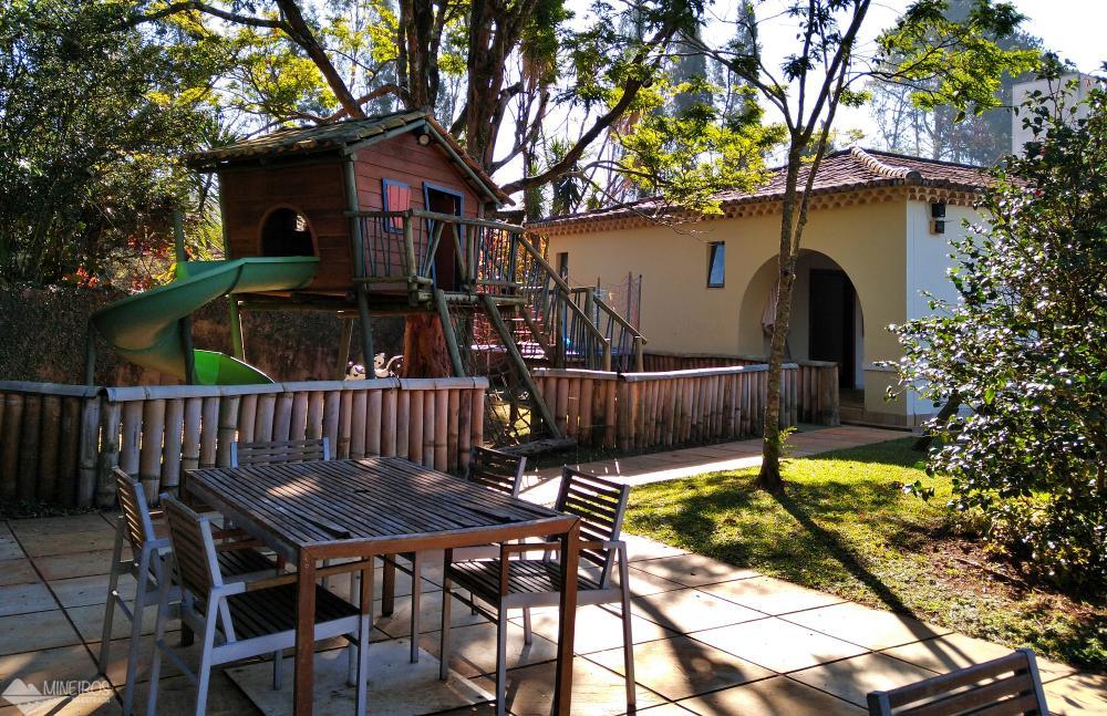 Parquinho do Garden Hill Hotel e Golfe - São João del Rei
