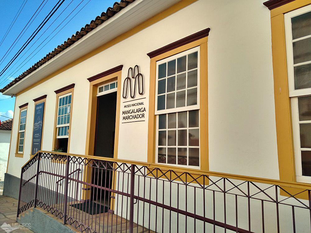 Museu do Mangalarga Marchador, em Cruzília