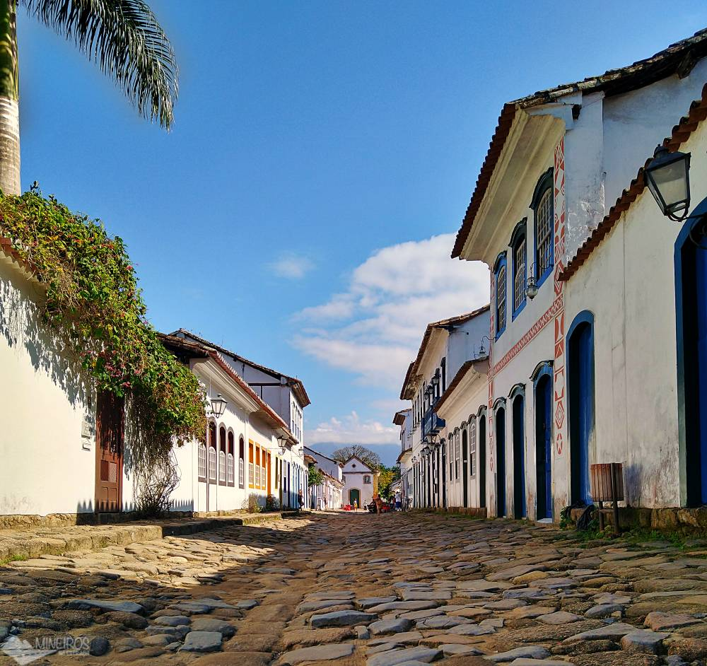 centro historico de paraty
