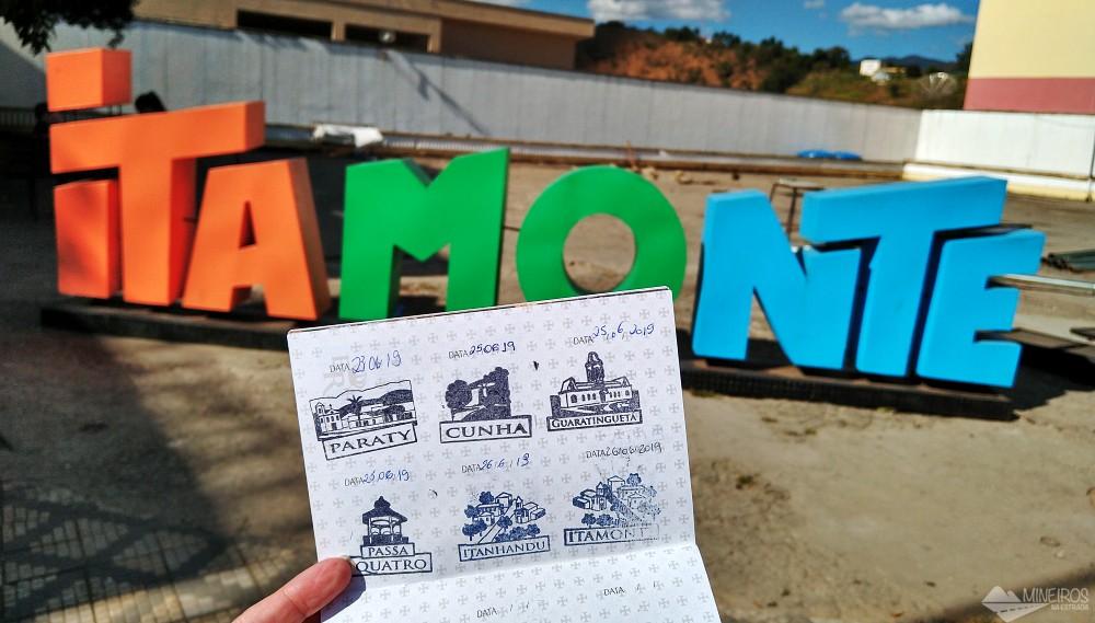 Passaporte em Itamonte
