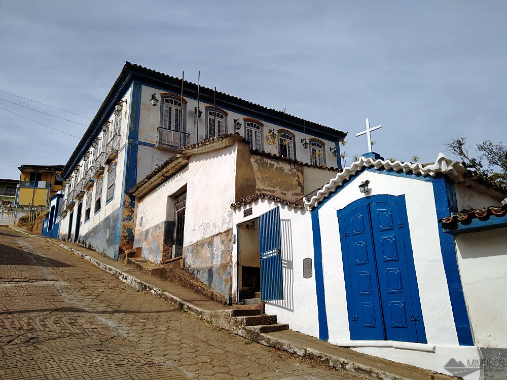 Prédio Histórico em Prados