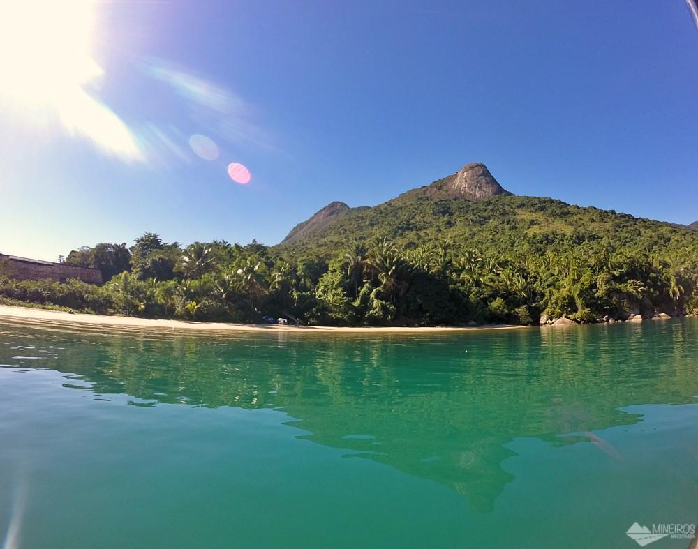 Praia da Costa, Saco do Mamanguá, Paraty - RJ