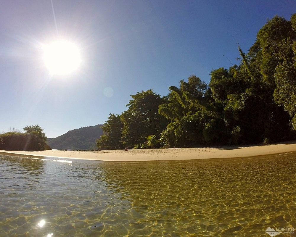 Praia do Engenho, Saco do Mamanguá, Paraty - RJ