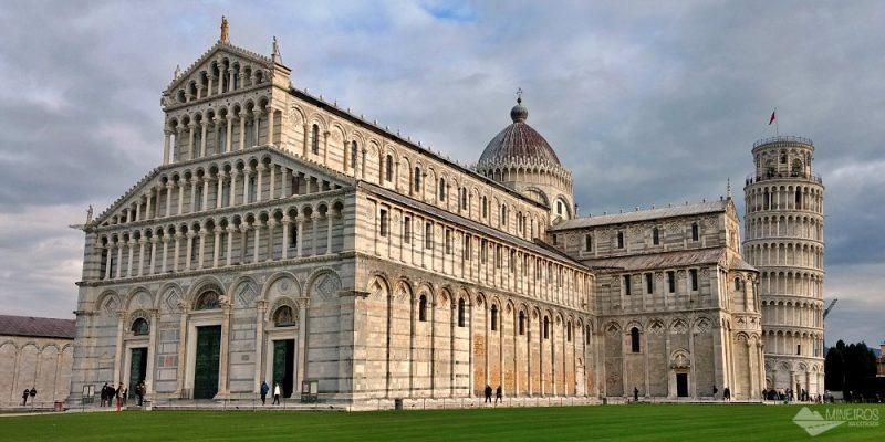 Itália: Como ir de Florença a Pisa de trem
