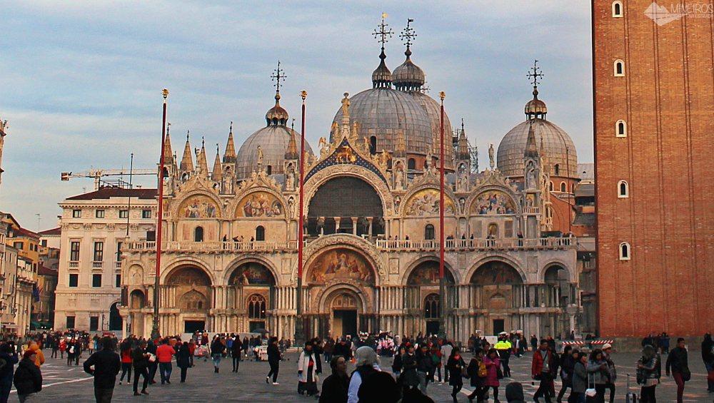 Basílica San Marco Veneza
