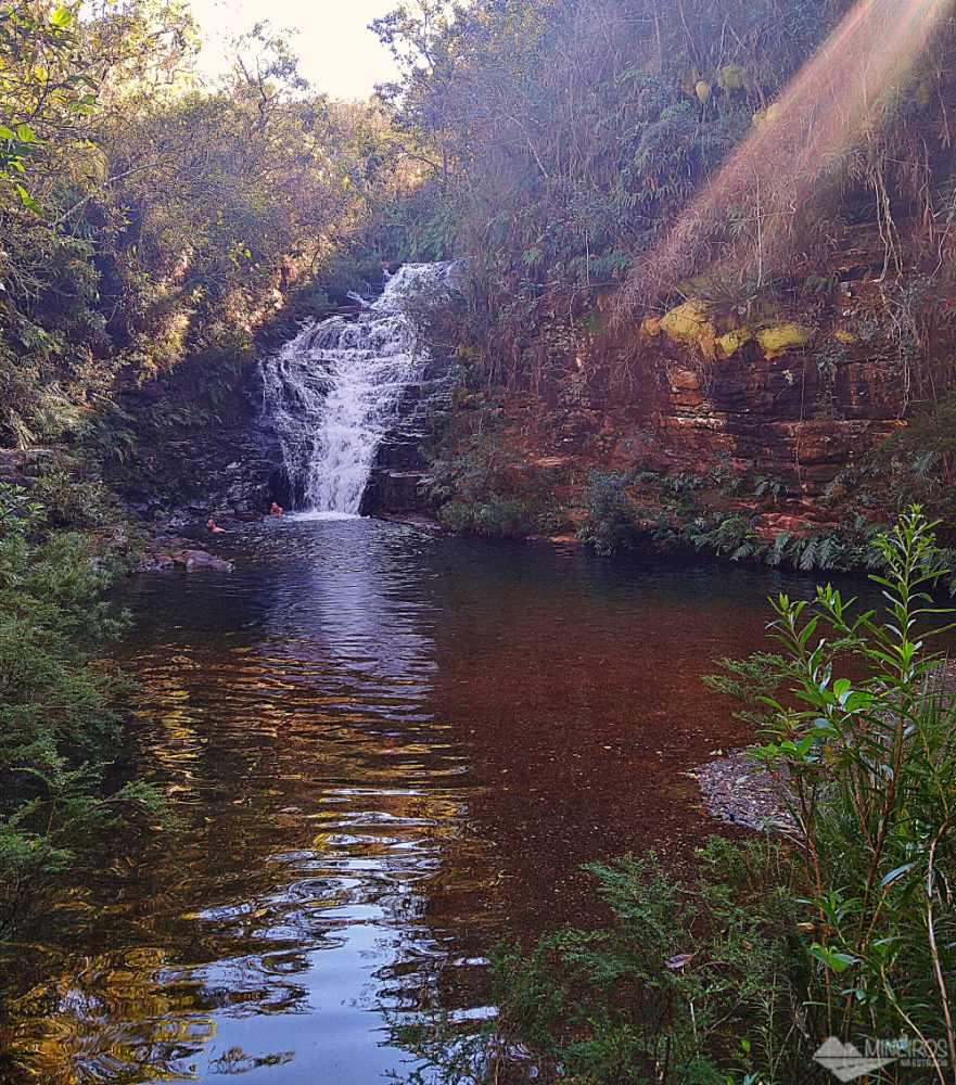 Cachoeira do Encontro Carrancas