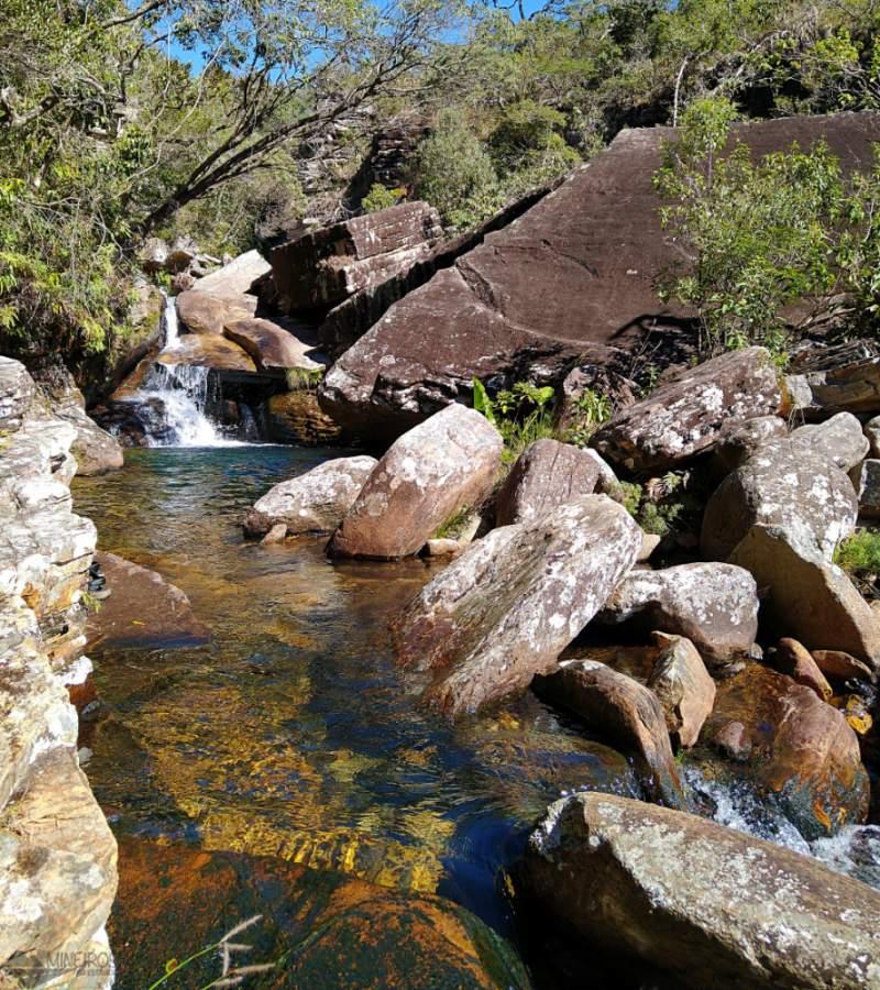 Cachoeira Grão Mogol Carrancas