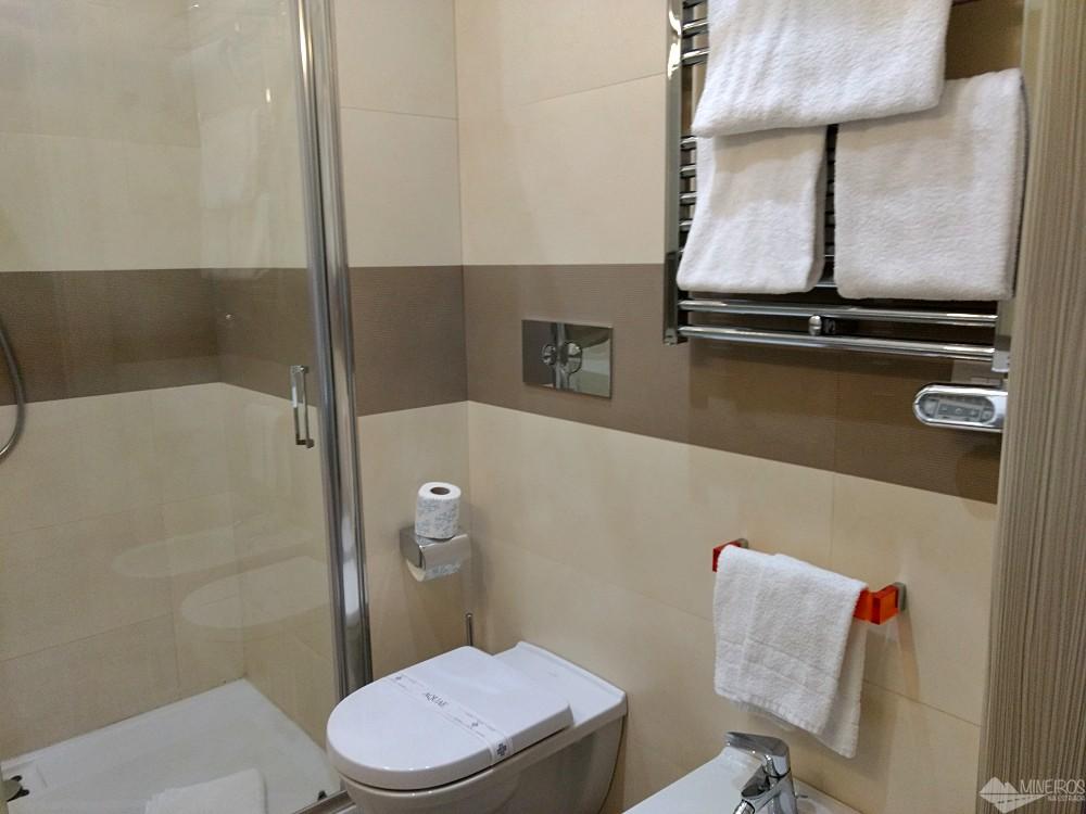 banheiro Aeterno Eco Guest House
