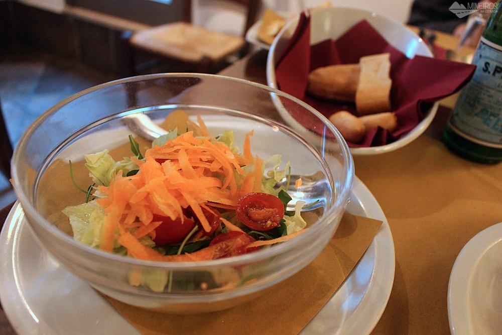 Salada osteria mocenigo veeza