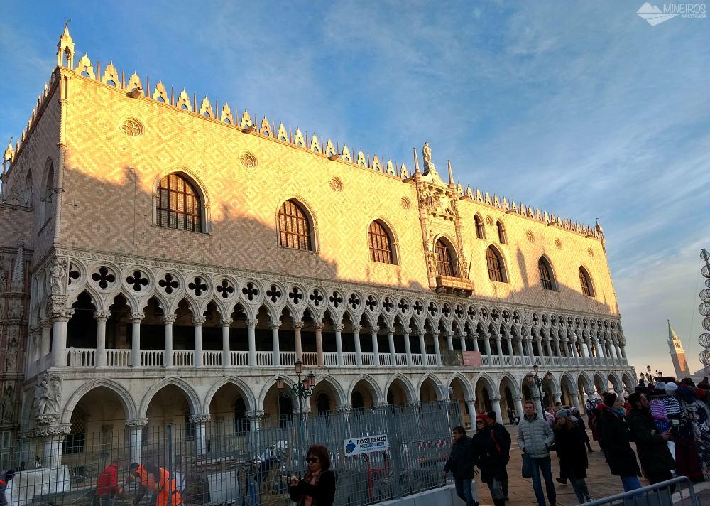 Palazzo Ducal Veneza