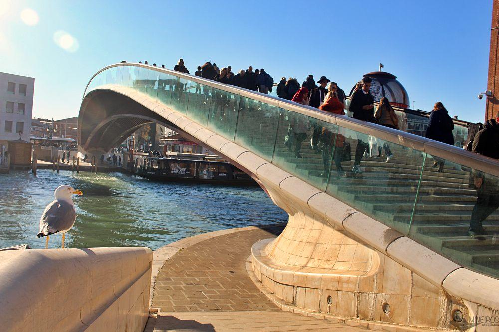 Ponte Costituzione Veneza