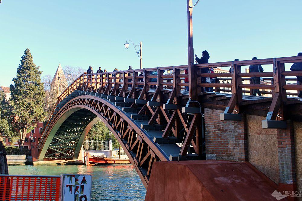 Ponte dellAccademia Veneza