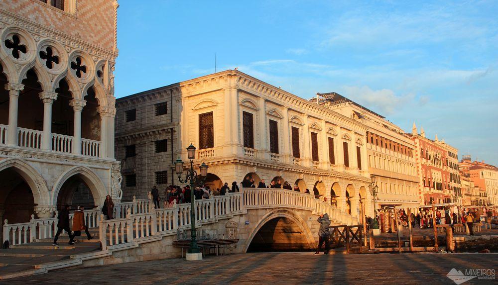 Riva Schiavoni Veneza