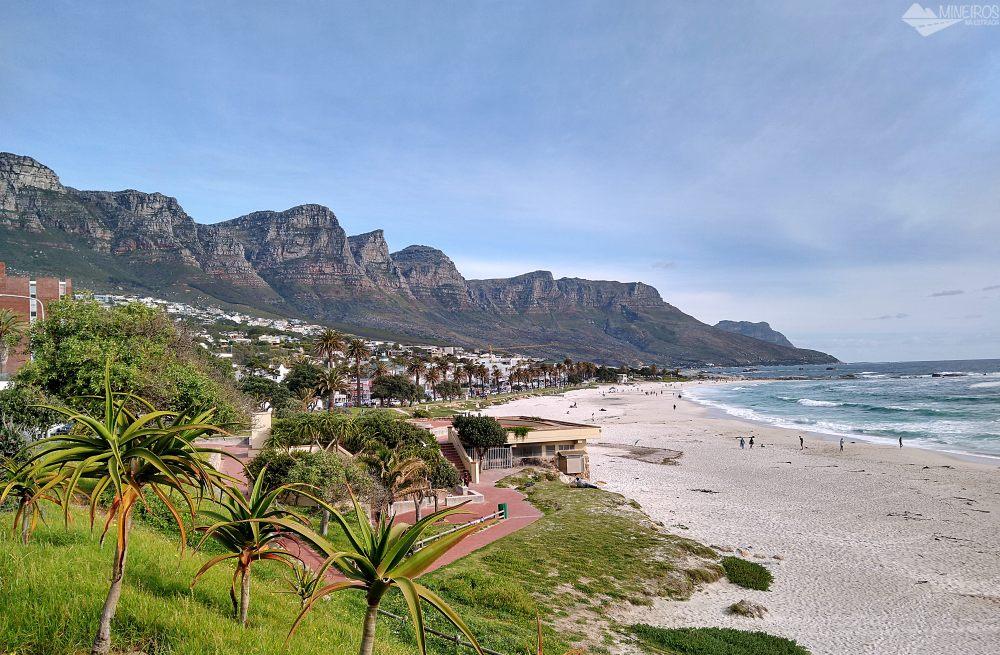 Camps Bay, em Cape Town
