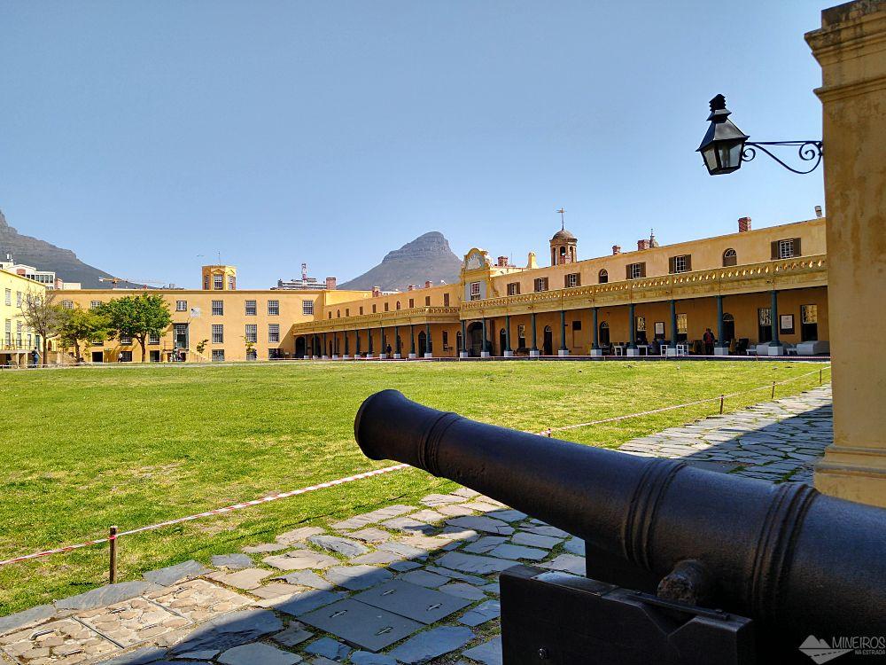 Castle of Good Hope, em Cape Town
