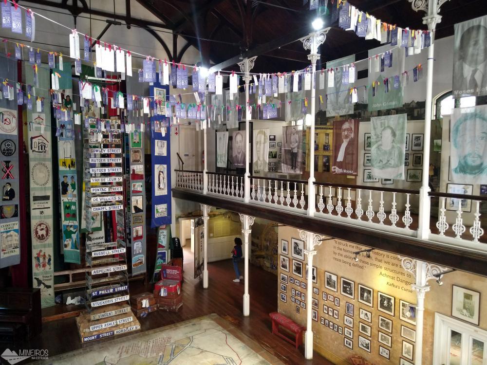 Sex District Museum, na Cidade do Cabo