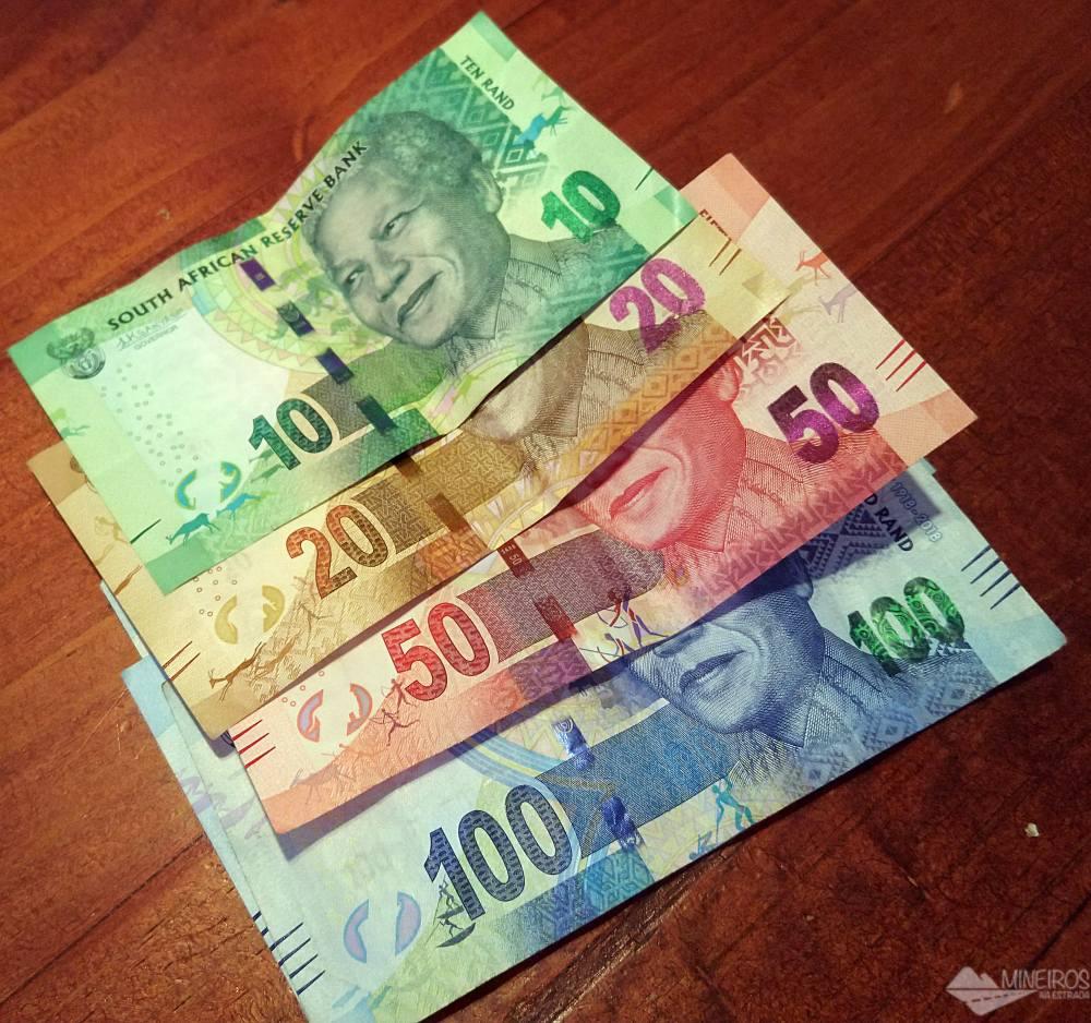 dinheiro na africa do sul