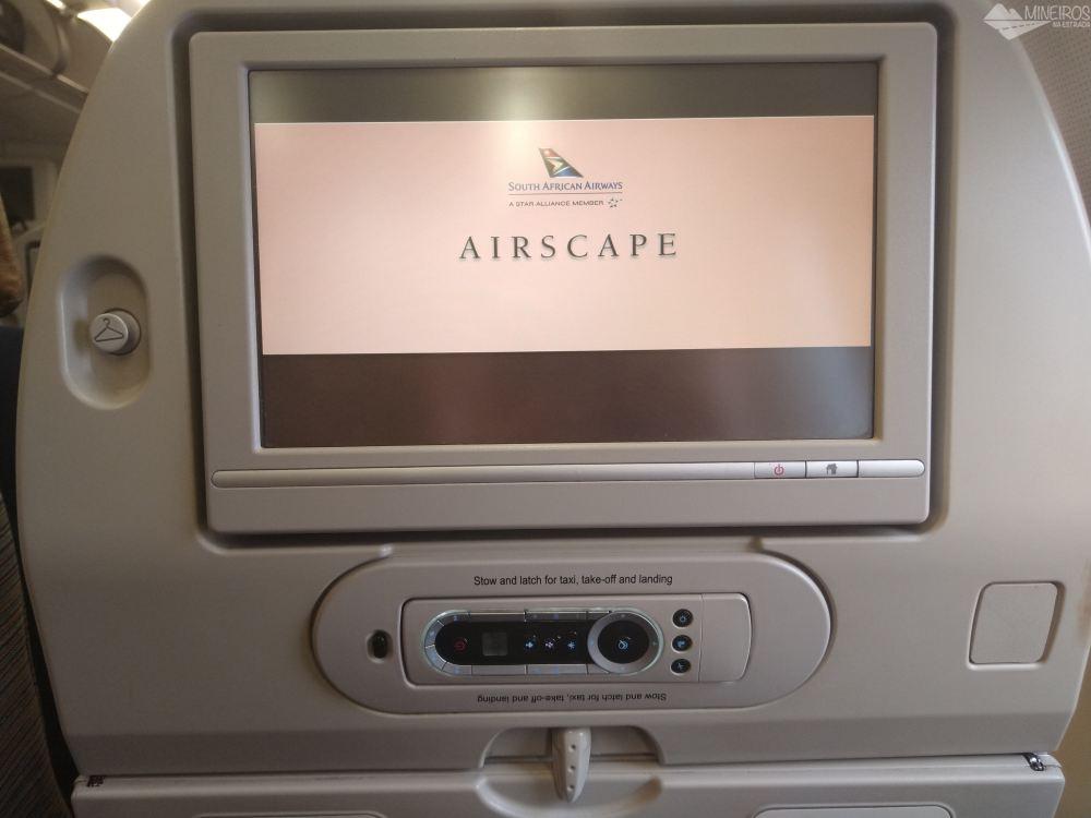 voo south african airways