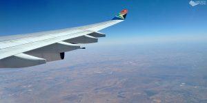 Como é voar com a South African Airways