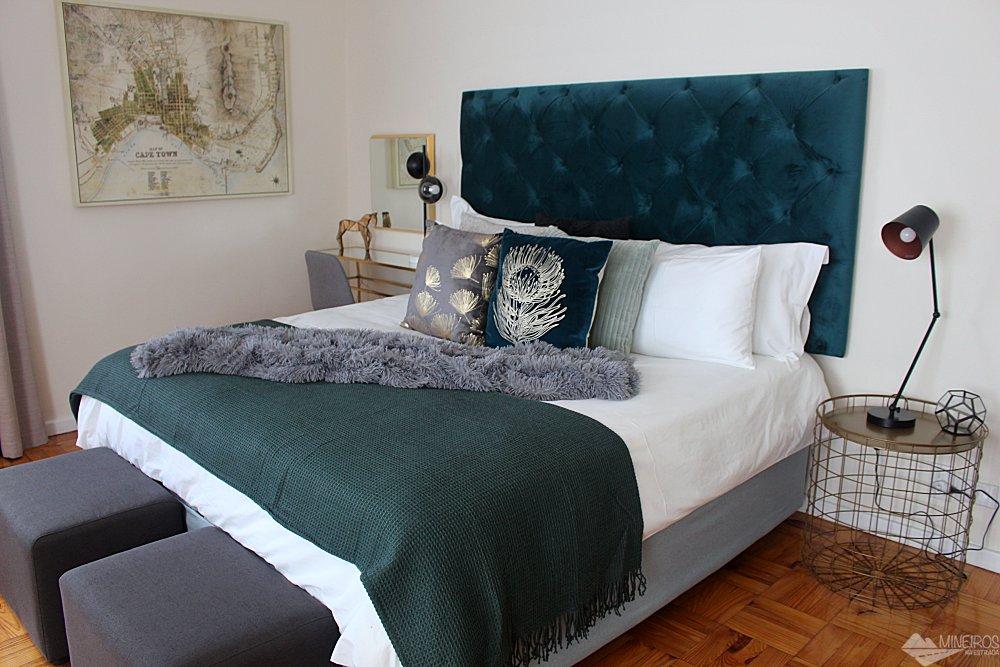 Onde ficar em Cape Town, África do Sul: dica de apartamento lindo, aconchegante, completo e bem localizado, em Sea Point.