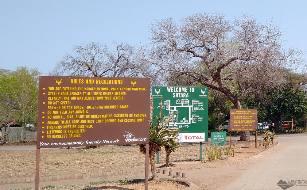 Satara Rest Camp Kruger National Park
