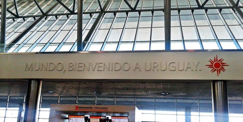 Como sair do aeroporto de Montevidéu