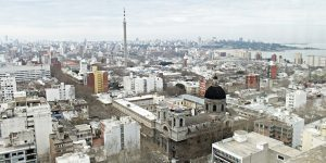 Como visitar o mirador panorâmico de Montevidéu