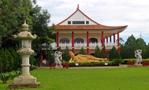 Foz do Iguaçu: Visita ao Templo Budista