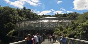 Ópera de Arame, um teatro diferente em Curitiba