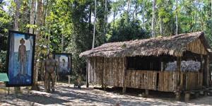 Rio Branco: visita ao Parque Ambiental Chico Mendes
