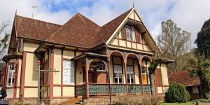 Castelinho Caracol, antiga residência alemã em Canela