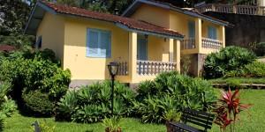 Hospedagem em Santo Antônio do Pinhal: Pousada Il Villaggio