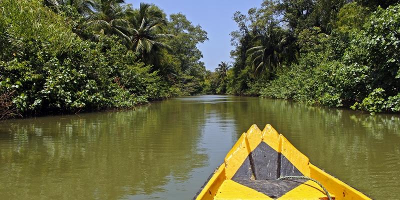 Fazenda São Jerônimo: vários cenários da Ilha do Marajó