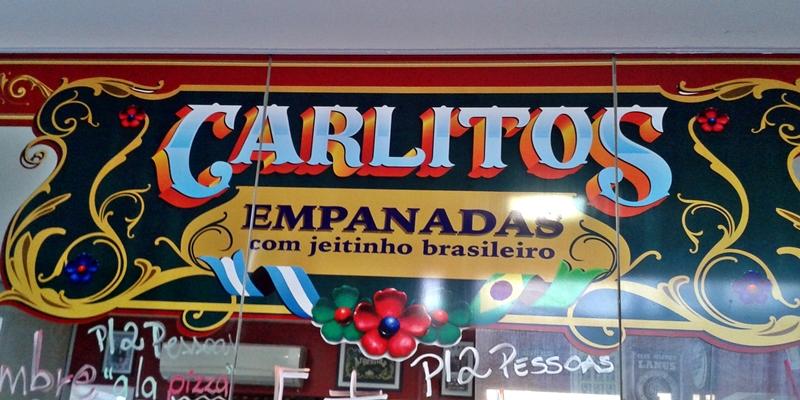 Carlitos Empanadas, quitutes argentinos em Florianópolis