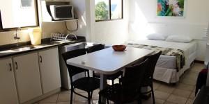Hospedagem em Florianópolis: Fragata Apart Hotel