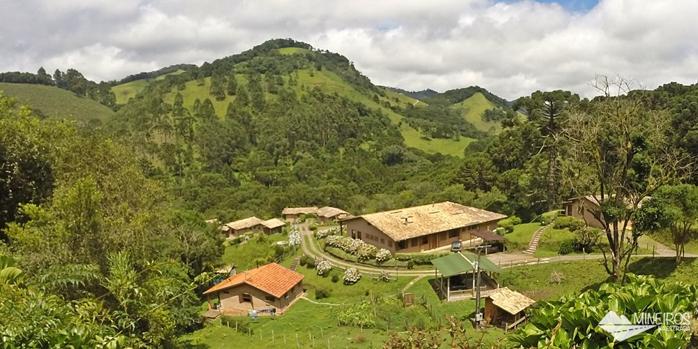 Pousada do Rio: hospedagem na zona rural de Gonçalves