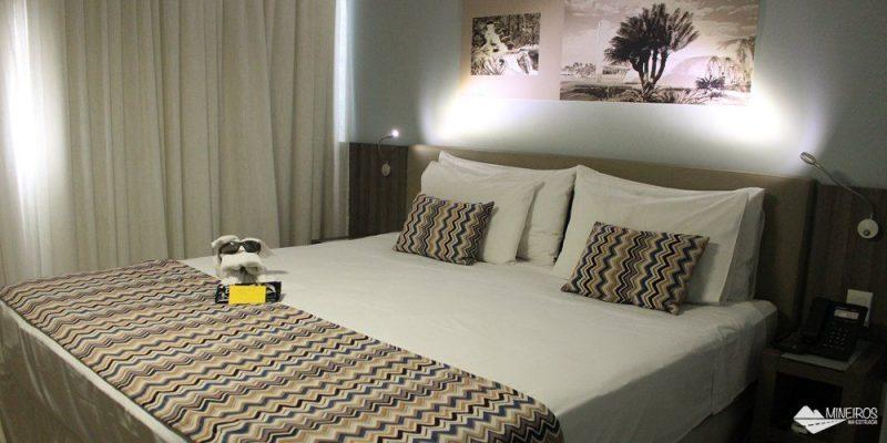 Pampulha Design Hotel: hospedagem na orla da Lagoa da Pampulha