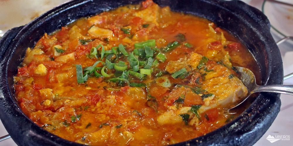 Onde comer bem em Meaípe (Guarapari): Restaurante Gaeta