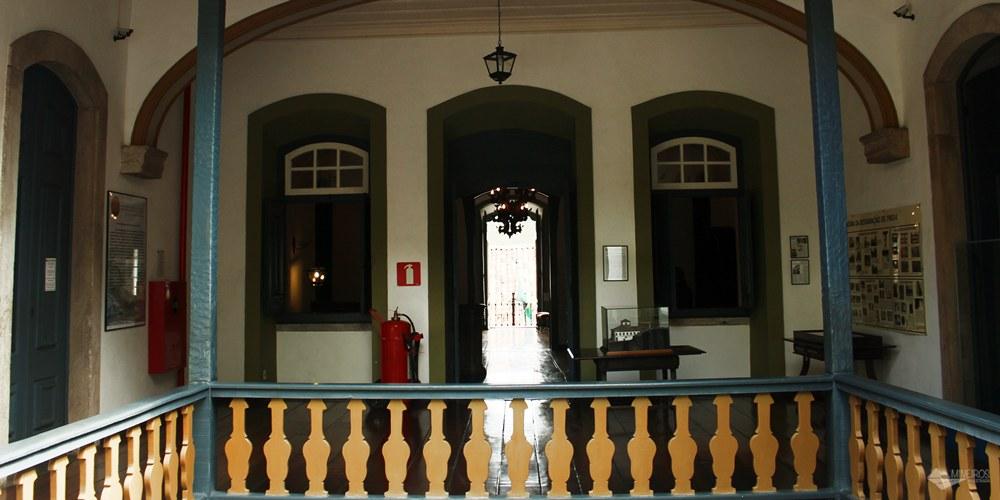 Museu Casa dos Contos, em Ouro Preto: uma casa de fundição do ouro