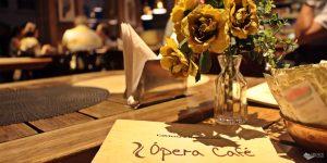 Ópera Café: comida gostosa em um lugar aconchegante, em Ouro Preto