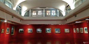Museu Inimá de Paula: exposição das obras do artista mineiro, em Belo Horizonte