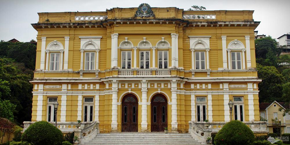 Conheça o Museu Palácio Rio Negro, em Petrópolis