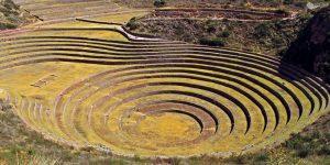 Viagem ao Peru: Dia 5 – Tour pelo Vale Sagrado (Chinchero, Salinas de Maras, Moray e Ollantaytambo)