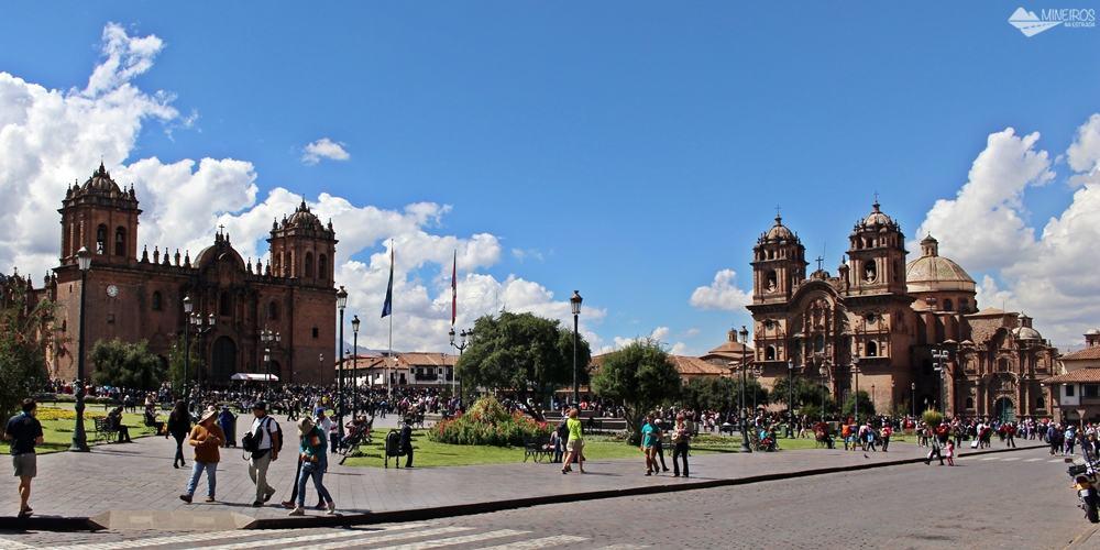 Viagem ao Peru: Dias 1 e 2 – passeios leves por Cusco