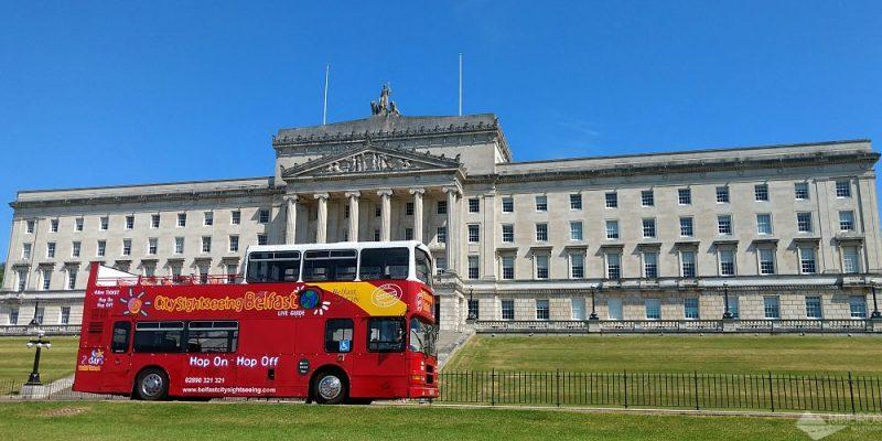 Vale a pena usar o ônibus Hop On Hop Off em Belfast?