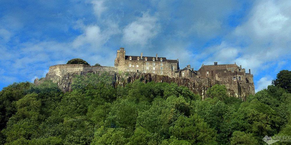 Escócia: Conheça a cidade de Stirling e seu imponente castelo
